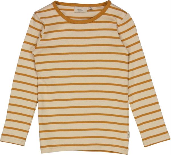 Bilde av genser striper almond