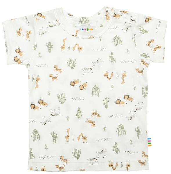 Bilde av t-skjorte bambus savanne
