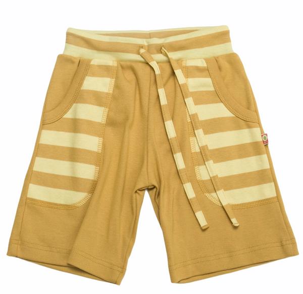 Bilde av shorts øko gul