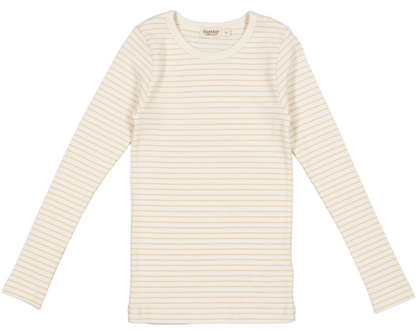 Bilde av genser tani hay stripe