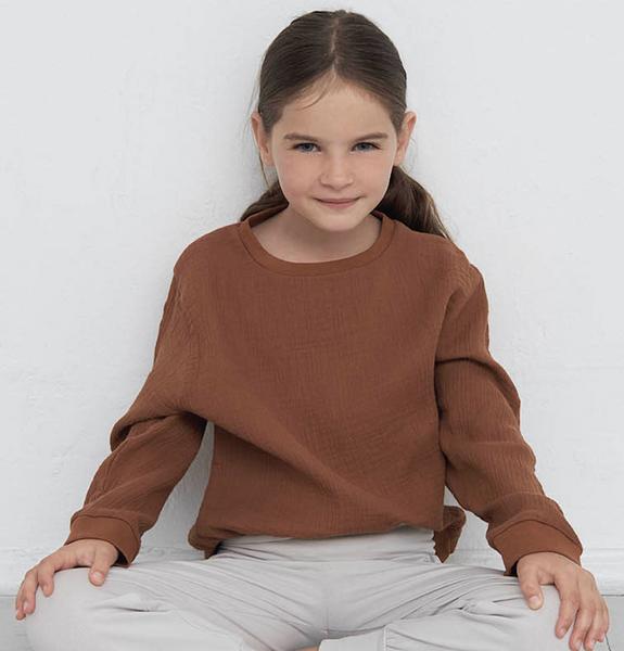 Bilde av genser gert cinnamon