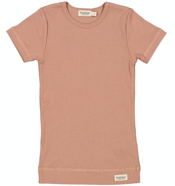 Bilde av t-skjorte Modal plain rose