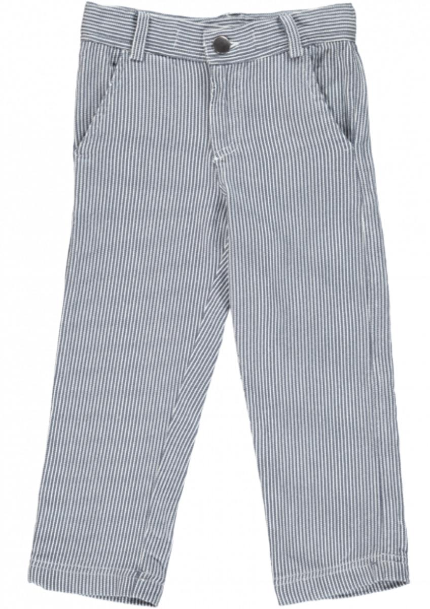 bukse twill striper